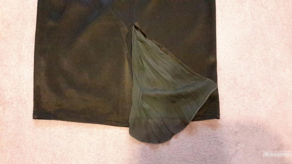Дизайнерское платье MARMALADE черное размер 38 на наш 44