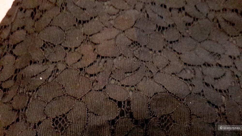Черное платье немецкой марки Apriori размер 34 на наш 40-44