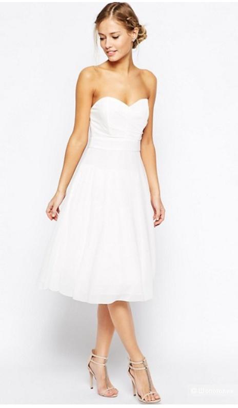 Новое платье TFNC.  Размер UK 8 (42-44 российский размер).