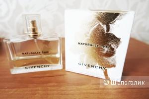 Туалетная вода-Givenchy Naturally Chic 50ml