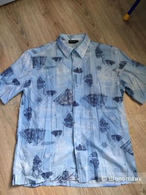 Мужская летняя рубашка Finn Flare,размер М