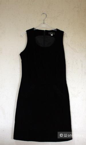 Чёрное платье Nafnaf, рус 46