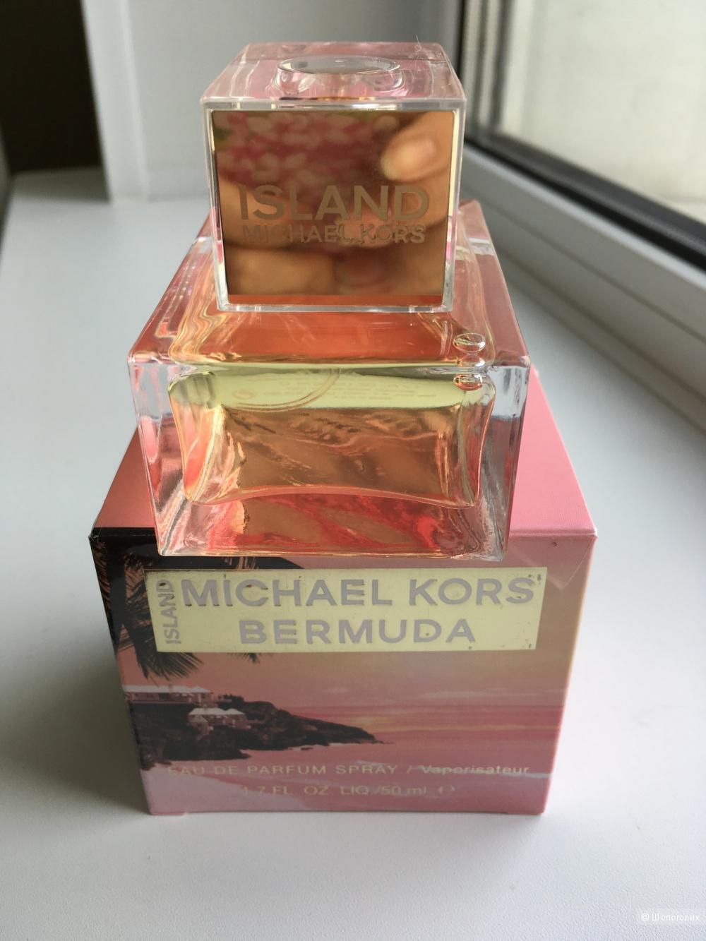 Парфюмерная вода, Michael Kors Island Bermuda, 50 мл, б/у