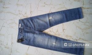 Новые джинсы бойфренд  Replay Италия на 28-29 размер