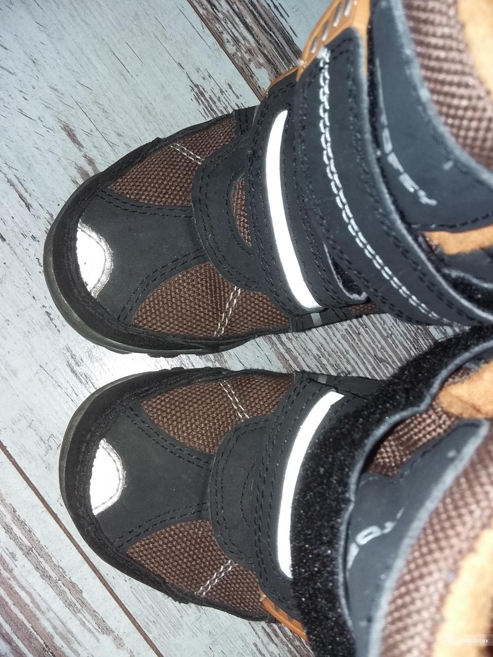 Мембранные ботинки полусапоги Котофей