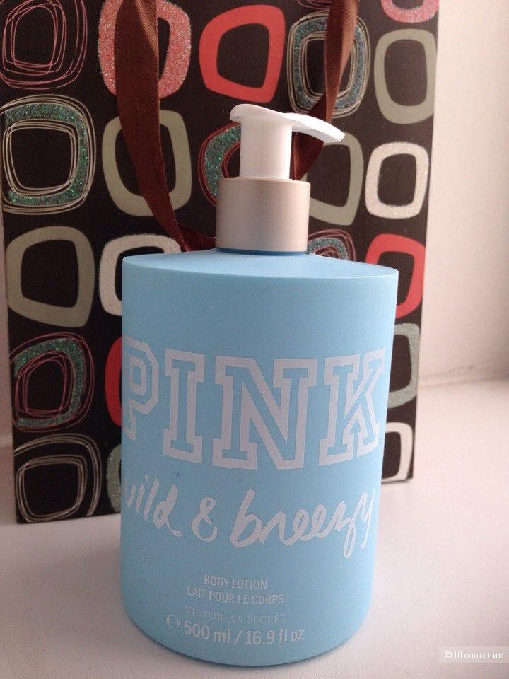Лосьон\молочко для тела Pink Victoria's Secret 500 мл
