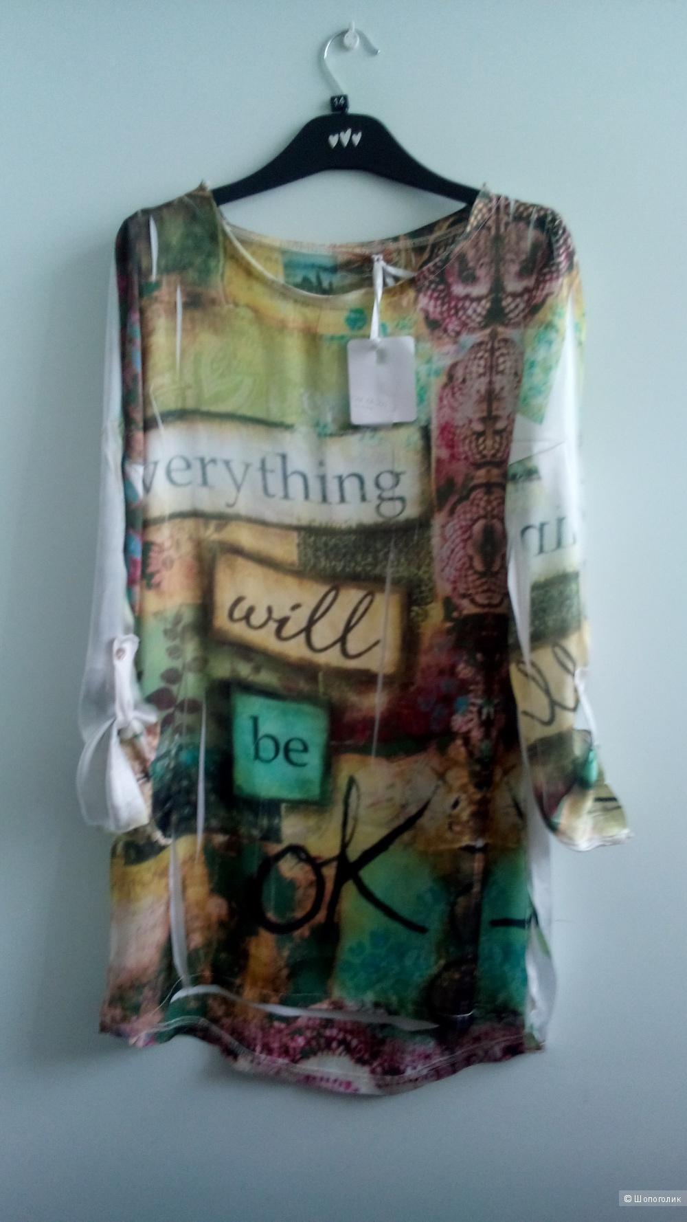 Платье рубашечного типа Lucas Moda Италия размер М(44-46)