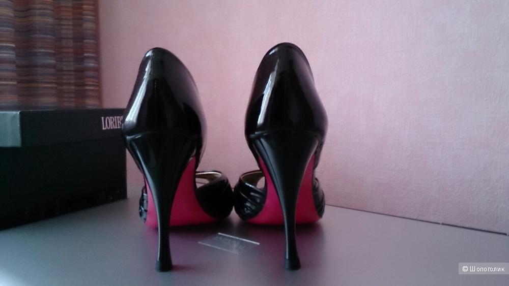 Туфли LORIBLU  размер 35,5  италия