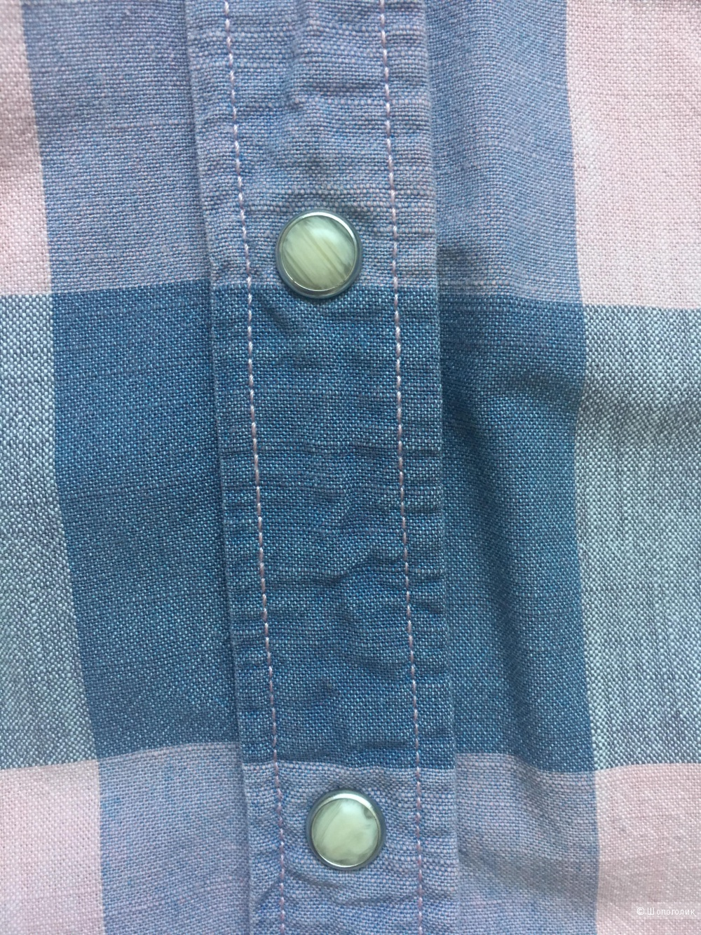 Приталенная женская рубашка l'evis