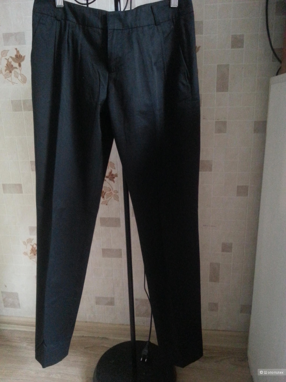 Черные брюки Mohito размер 36