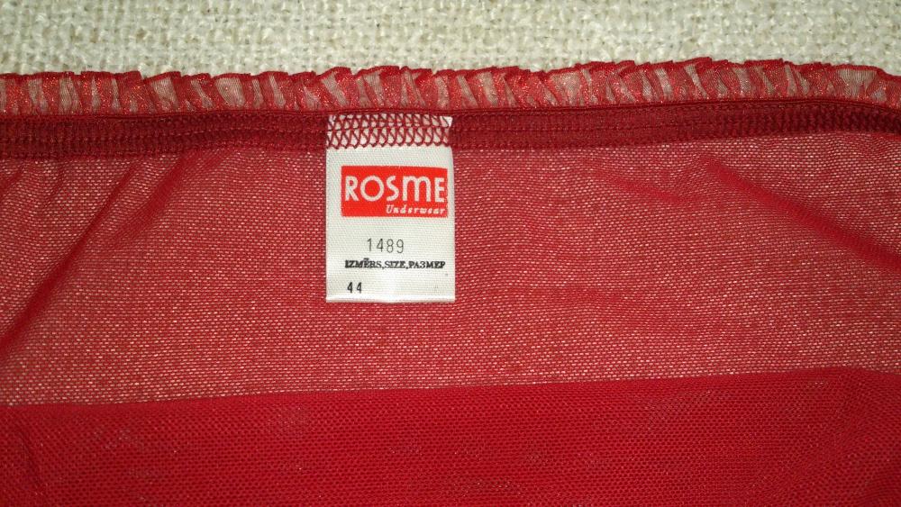 Трусы ROSME (3 штуки), размер EU 44, Латвия