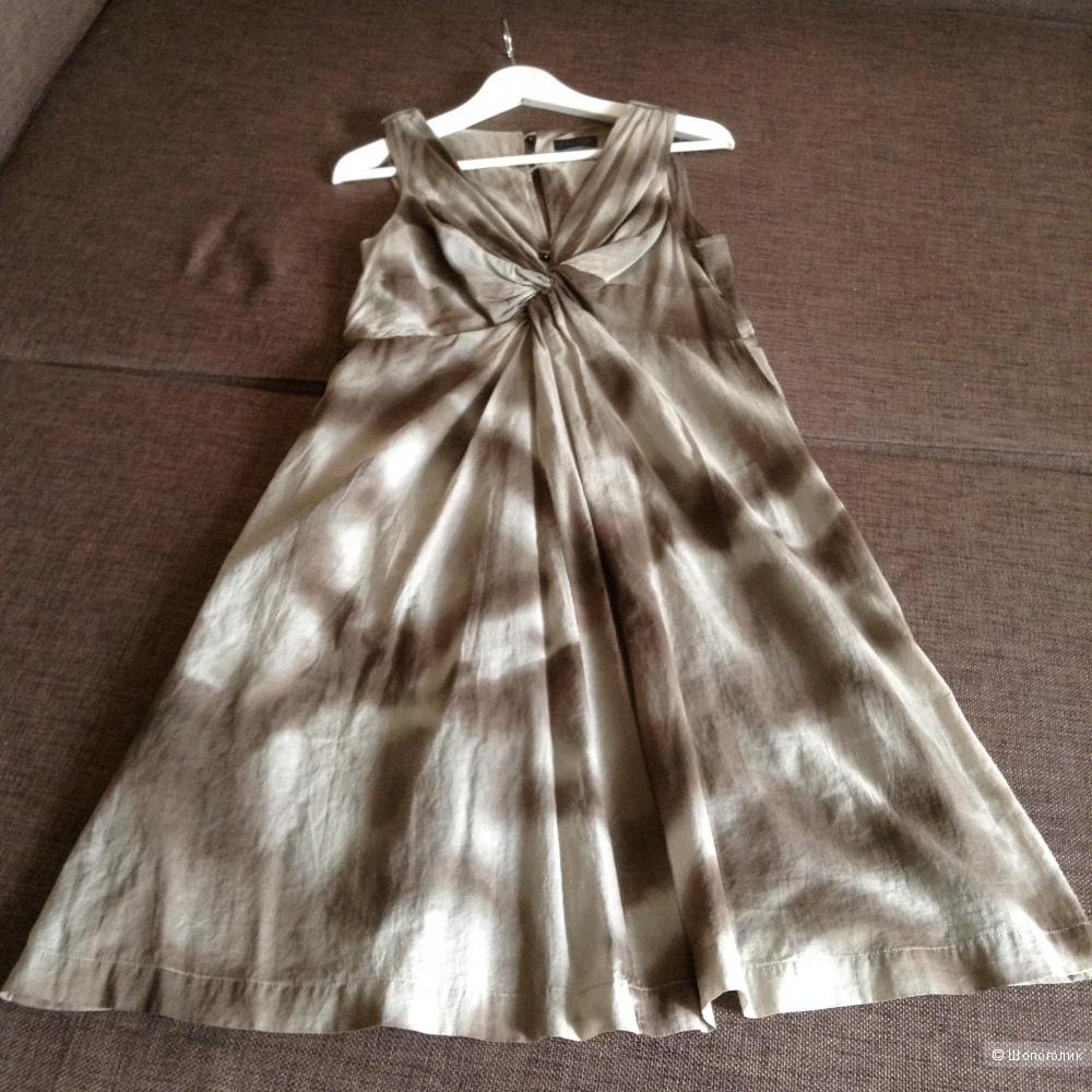 Летнее платье IKKS, размер 44-46