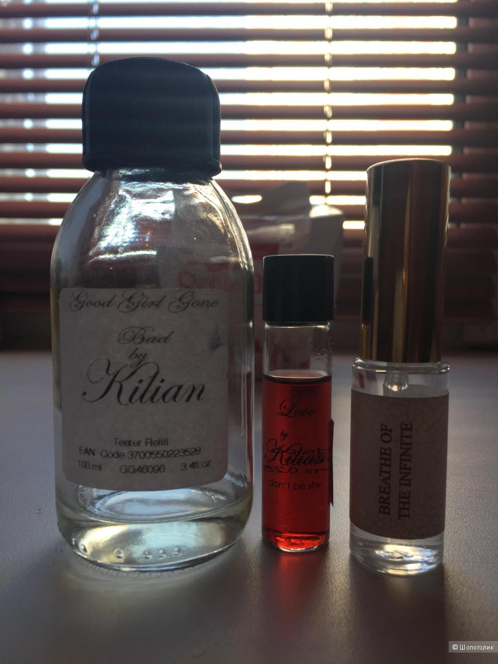 Нишевый парфюм комплектом