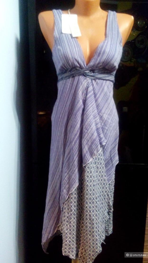 Платье FAKE LONDON GENIUS Италия размер M(44-46)