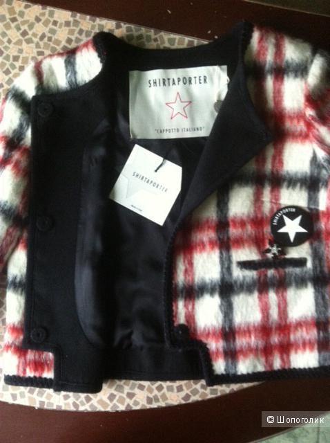 Куртка( пиджак) SHIRTAPORTER,46ит