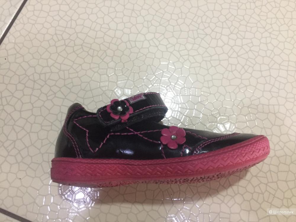 Туфли летние для девочки