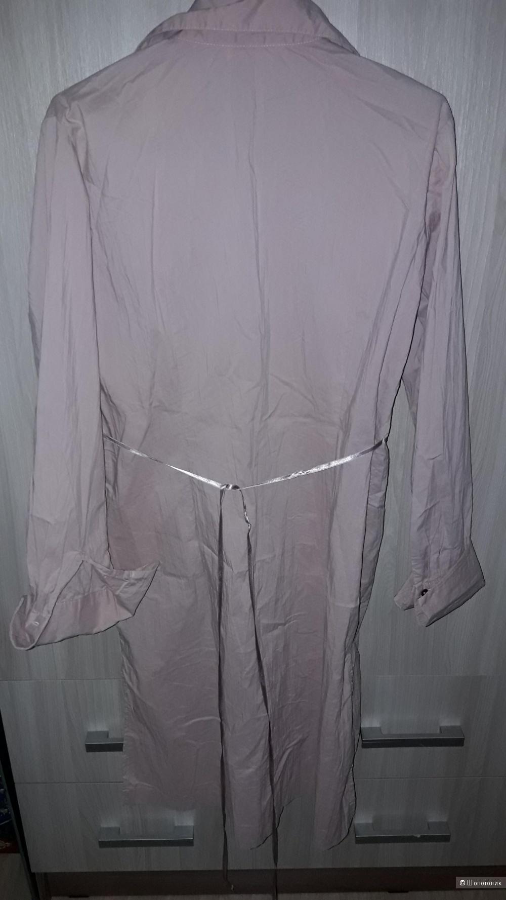 Удлиненная блуза-туника Promod размер 48