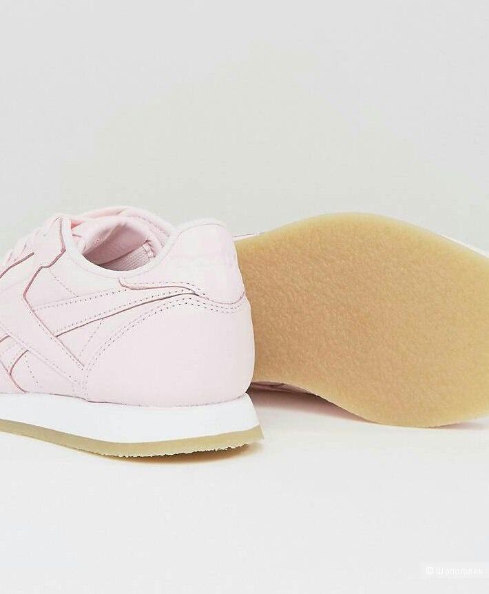 Классические кожаные кроссовки Reebok