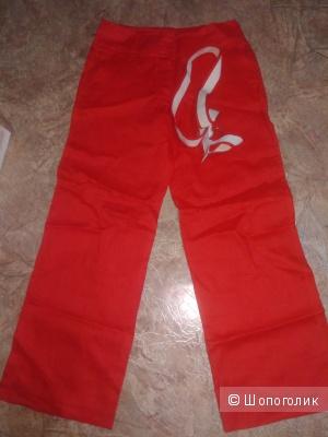 Летние брюки Зара новые на невысокий рост