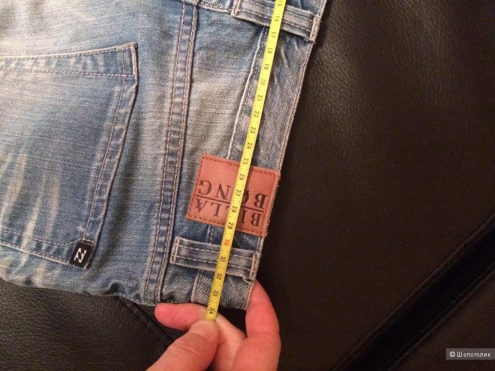 Billa bong джинсы для мальчика 12(152-160)