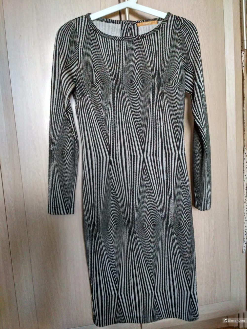 Трикотажное платье  Zarina, XS