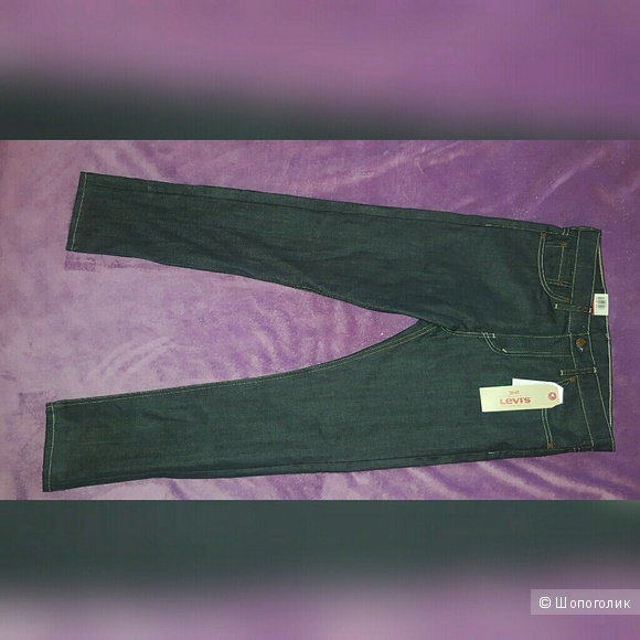 Новые мужские джинсы Levi's 510 32x32