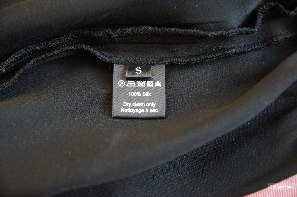 Шелковый топ Co, размер S