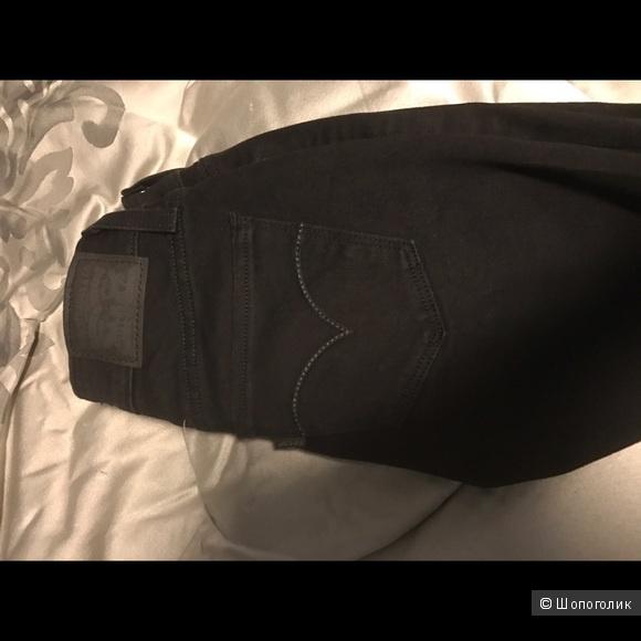Новые джинсы Levi's женские 24х30