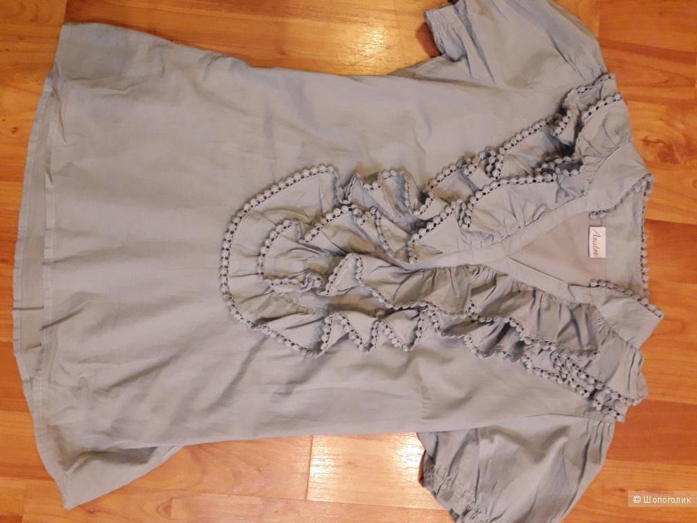 Хлопковая блузка Aniston с Корсо,р 36 eur