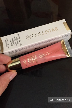 Collistar супер-блеск для губ