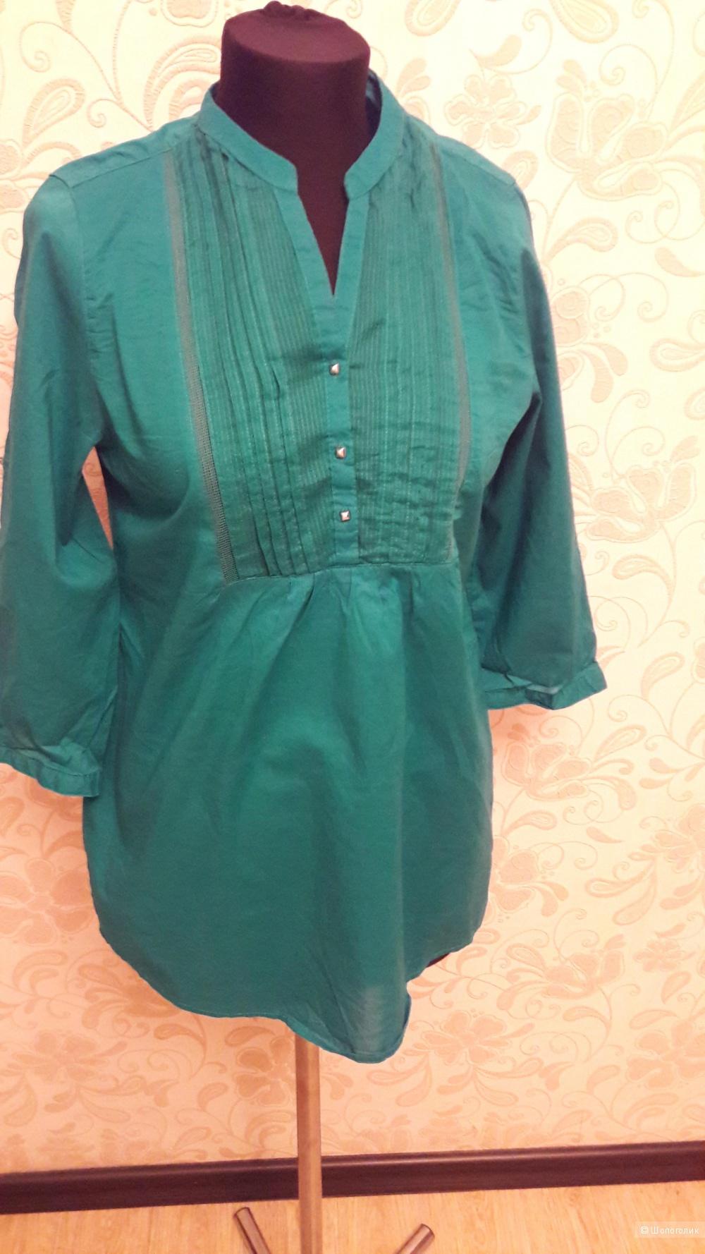 Esmara: новая хлопковая блузка-туника, 40