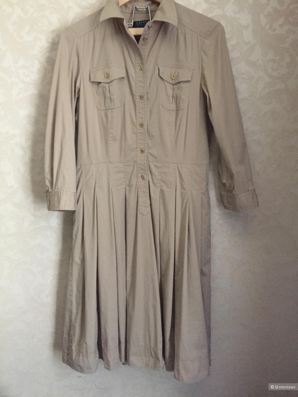 Платье-сафари от Ralph Lauren 12US
