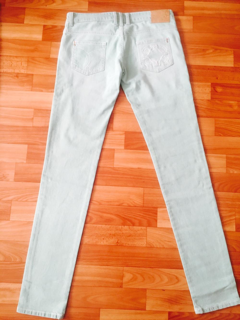 Джинсовые штаны Patrizia Pepe (44it) 46ру