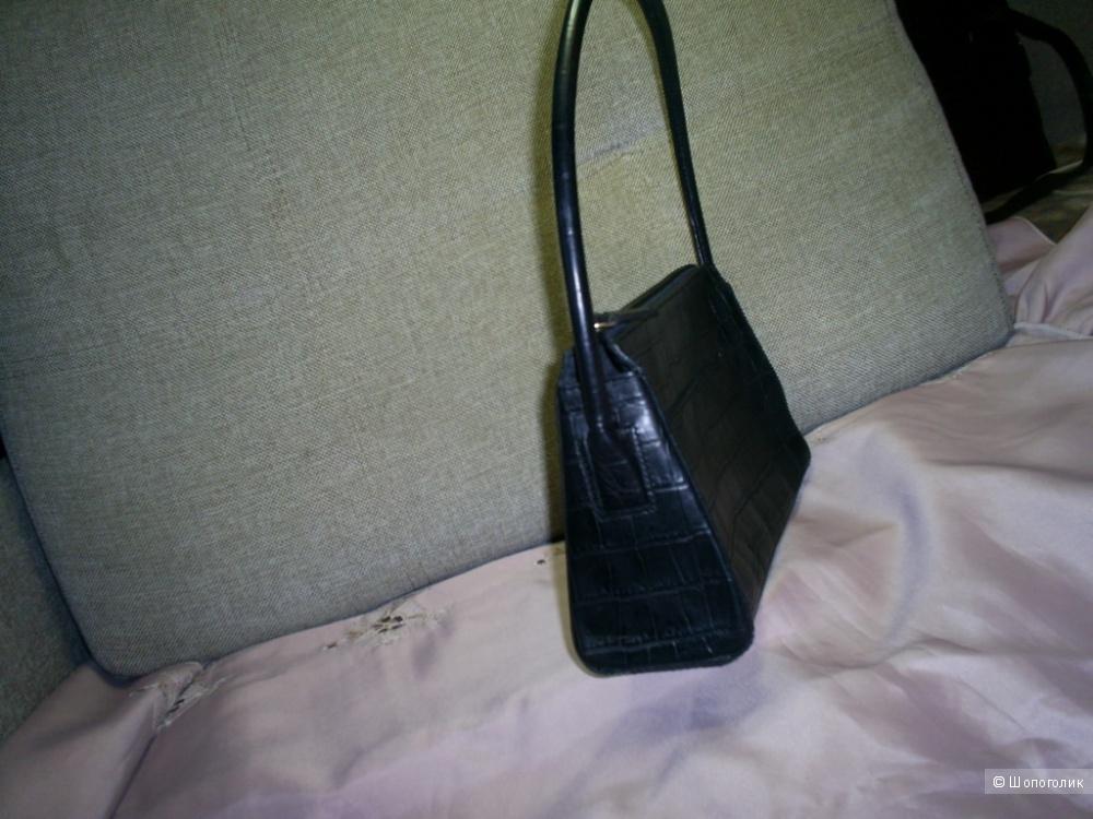 Кожаная сумка производства Англия.