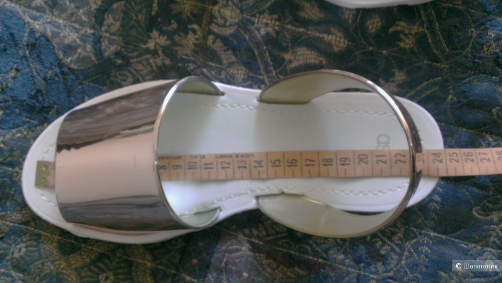 Желейные сандалии асос 36 размер