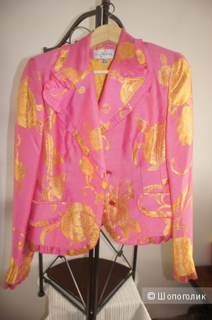 Яркий пиджак Climona р50