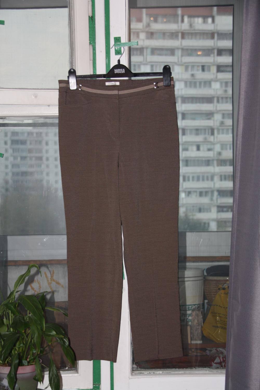Брюки, Marks and Spencer Classic, размер 12(46-48), длина - short (до 172см)