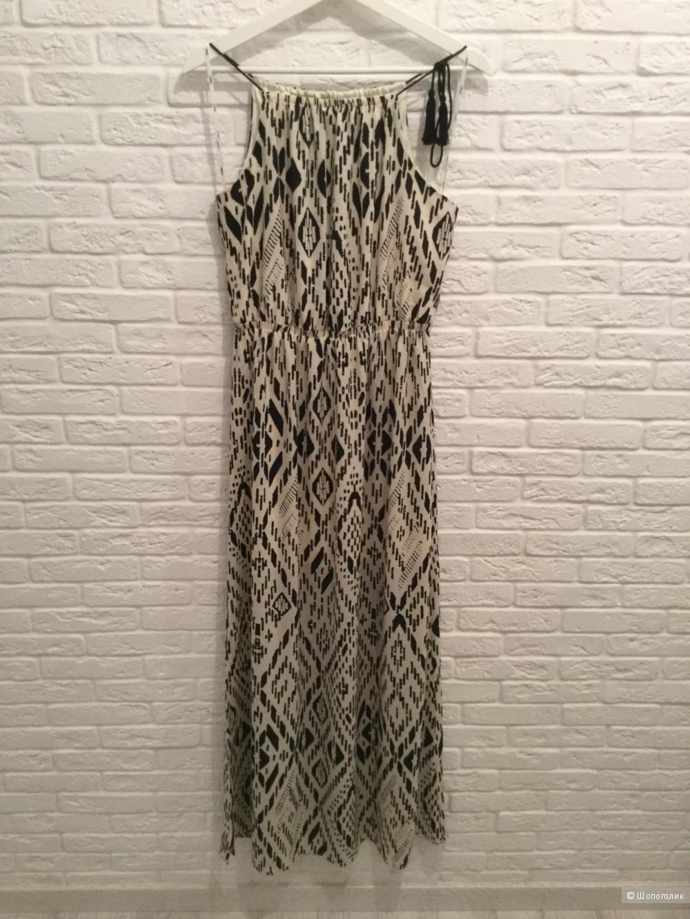 Летнее длинное платье  Only, на 42-46 размер