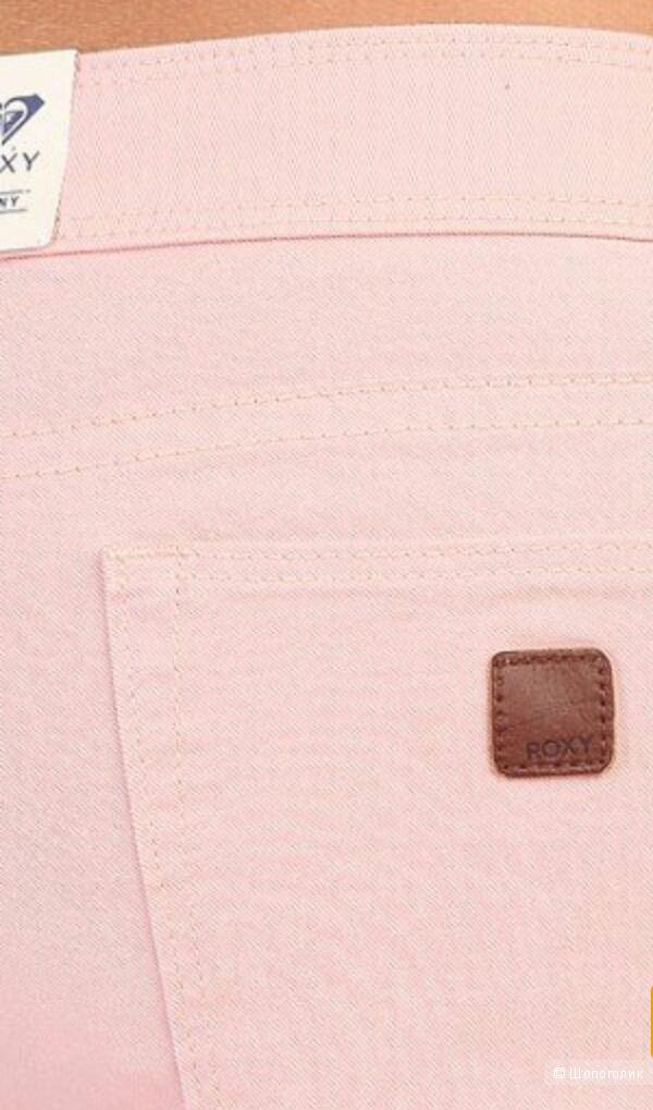 Roxy: джинсы-скинни с разрезами, 29