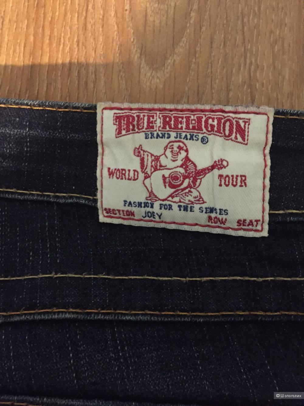 Джинсы темно-синие True Religion 29
