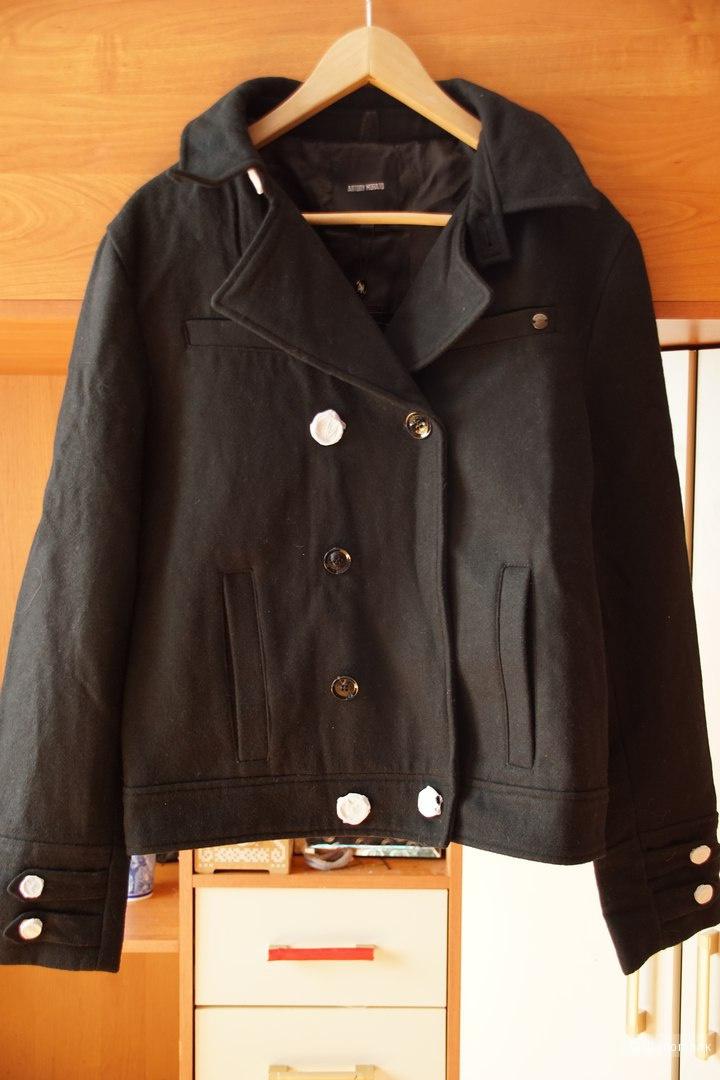 Новое пальто Antony Morato 46 размер