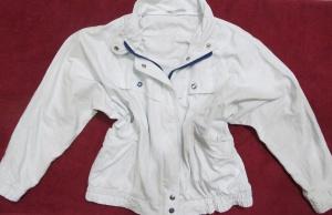 Джинсовая курточка на р. S-M