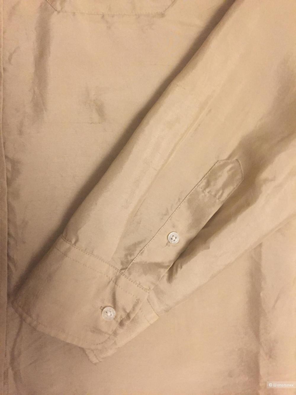 Шёлковая рубашка Ralph Lauren. Размер S.