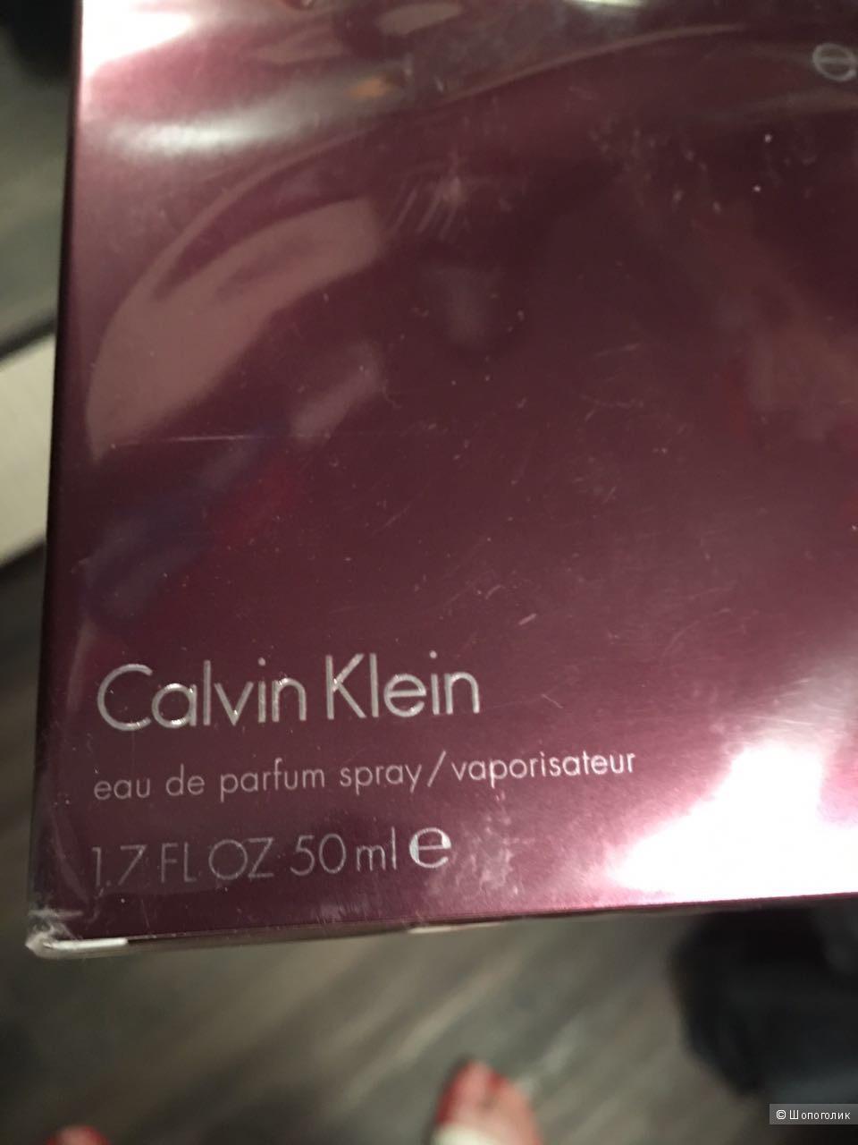 Euphoria Calvin Klein для женщин 50 мл новый