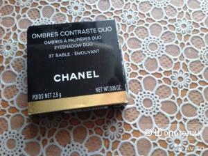 Chanel, тени