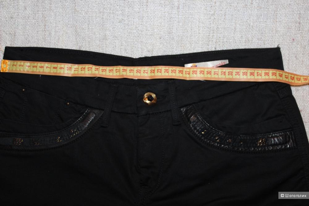 Брюки/джинсы WE ARE REPLAY, 29 размер, цвет черный.