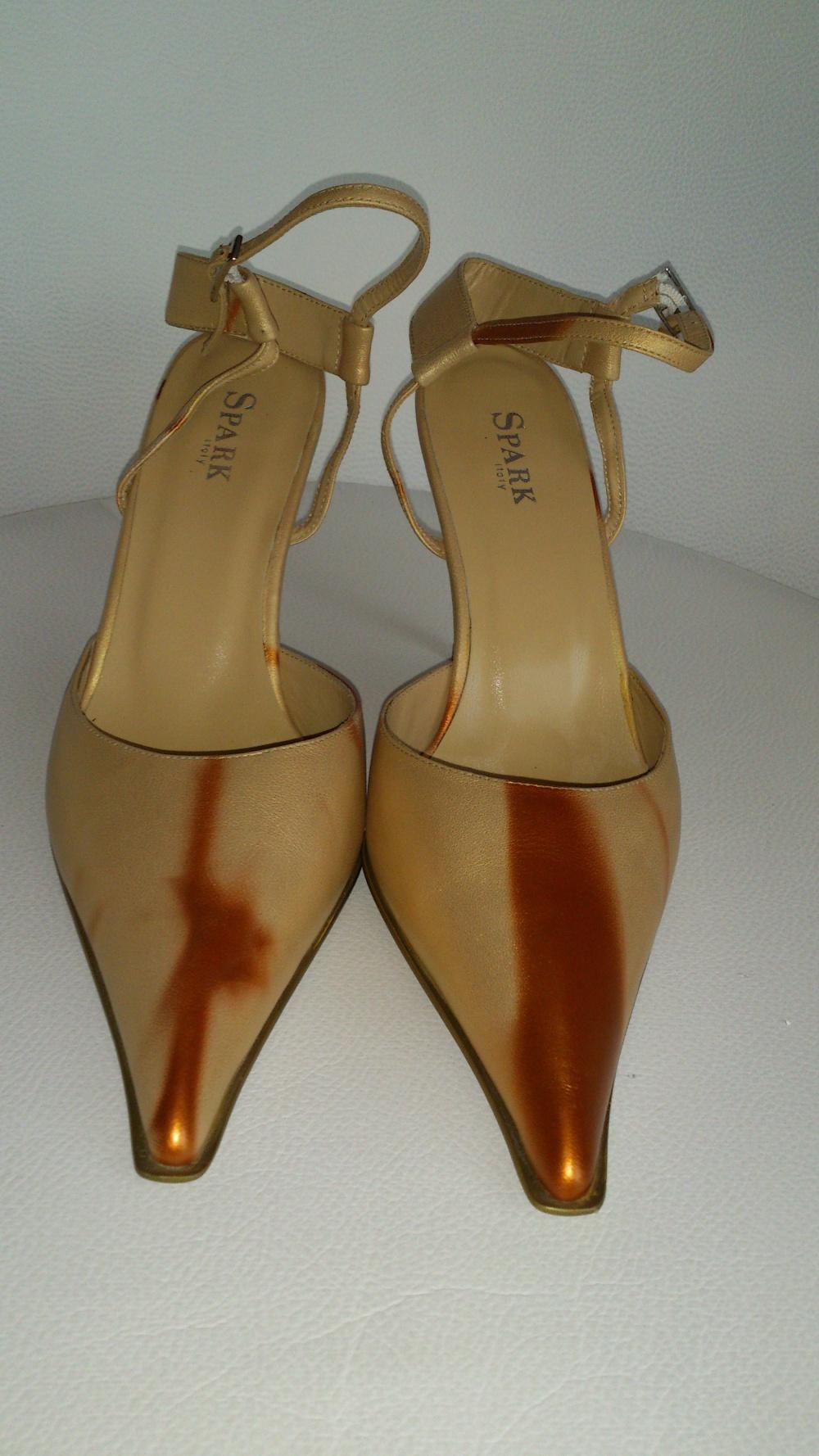 Туфли SPARK, размер 38, Италия