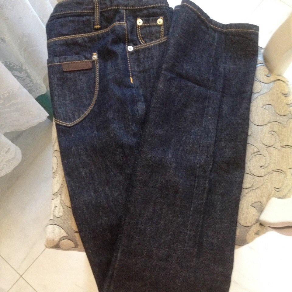 Джинсовые брюки DSQUARED2 40it.