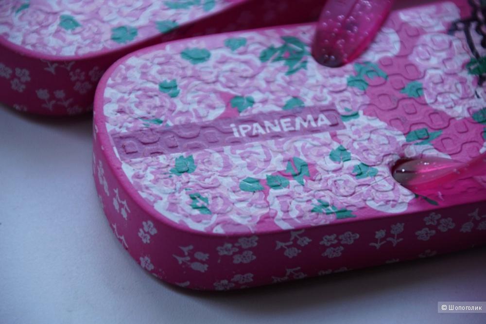 Новые шлепки Ipanema 33 размер