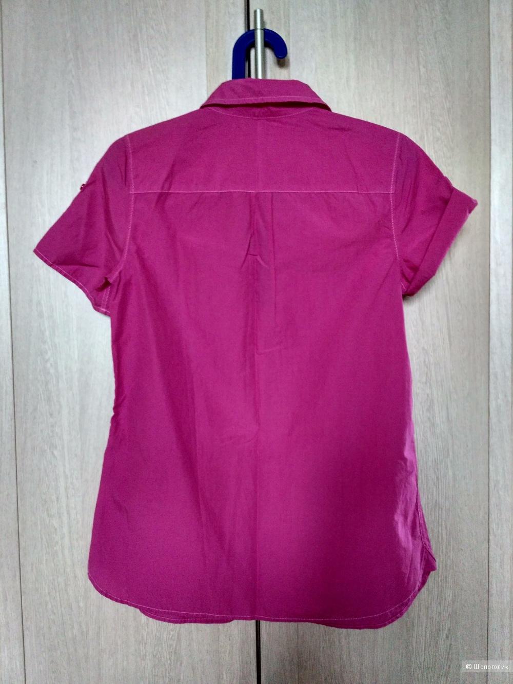 Новая рубашка Tommy Hilfiger, US4